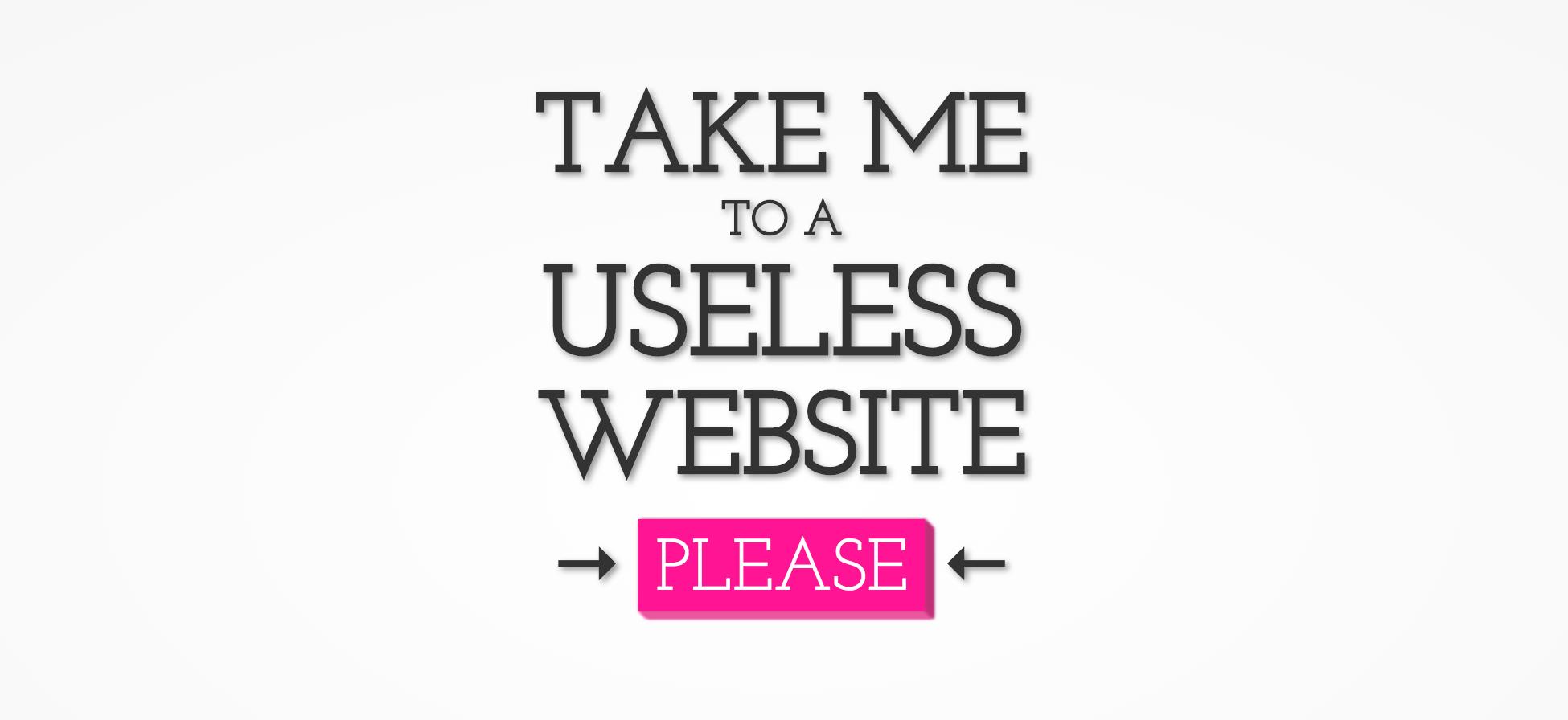visit random websites