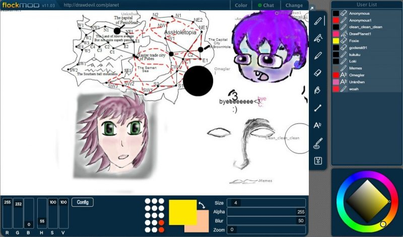 draw together online