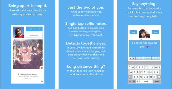 17 Weird to Wonderful Long Distance Relationship Gadgets