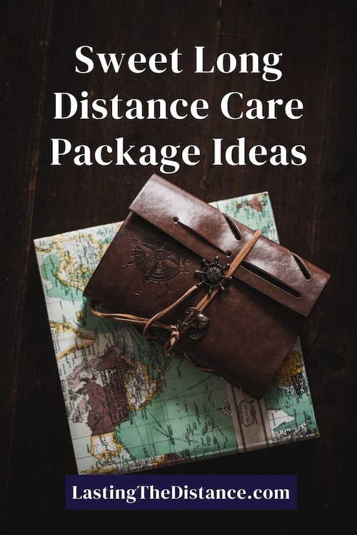 long distance relationship care package ideas pinterest image
