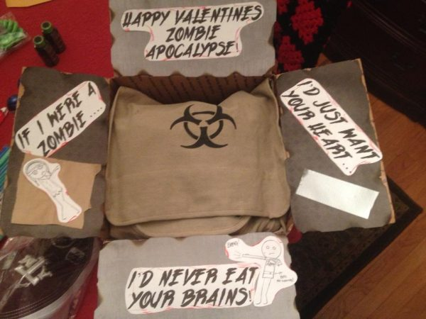 zombie apocalypse care package ideas
