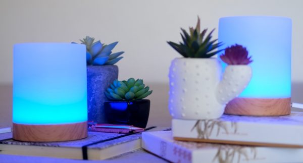 two touch lamps for long distance relationships