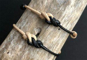 cord bracelet care