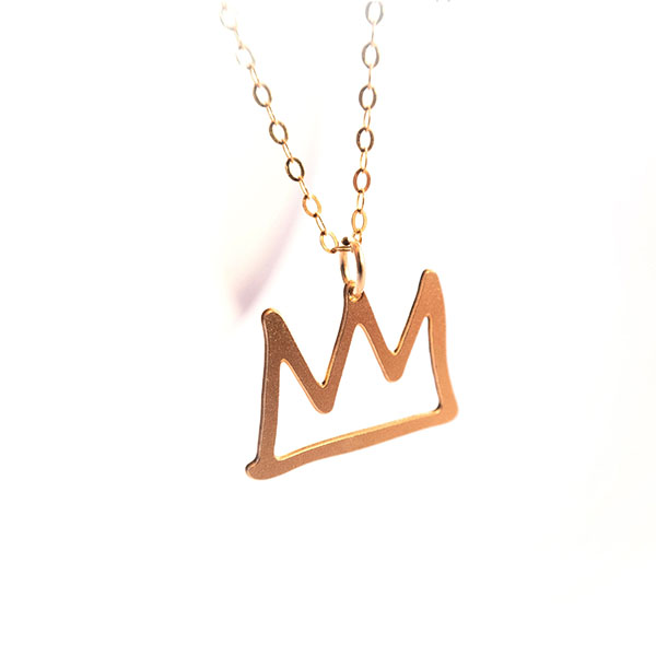 Crown Pendant Necklaces