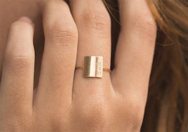statement coordinates ring