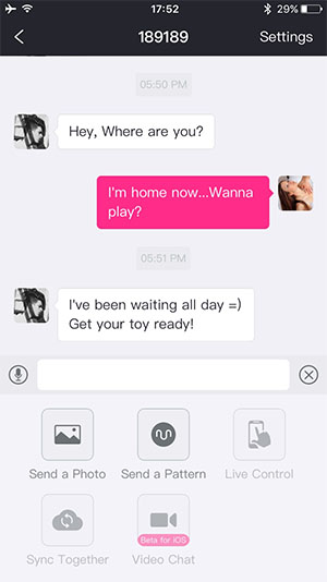 lovense app long distance feature