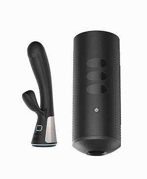 titan and fuse couples sex toys set