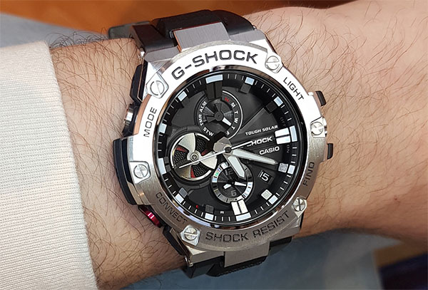 casio dual time long distance watches