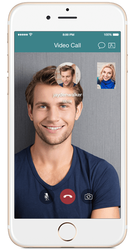 vibease secure video chat in app
