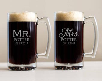 personalized long distance mugs