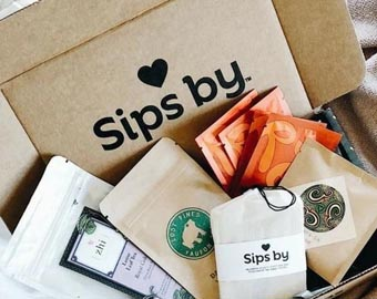 sips by tea subscription box