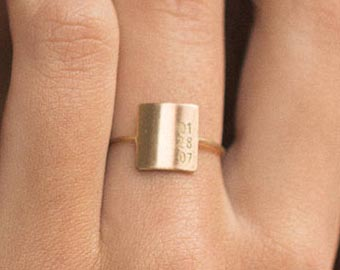 statement coordinates rings