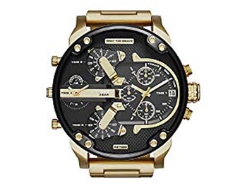 Diesel Mr Daddy 2.0 Watch