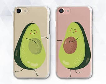 avocado couples phone cases