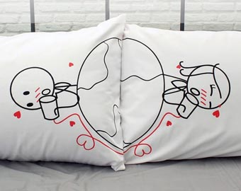 long distance pillows