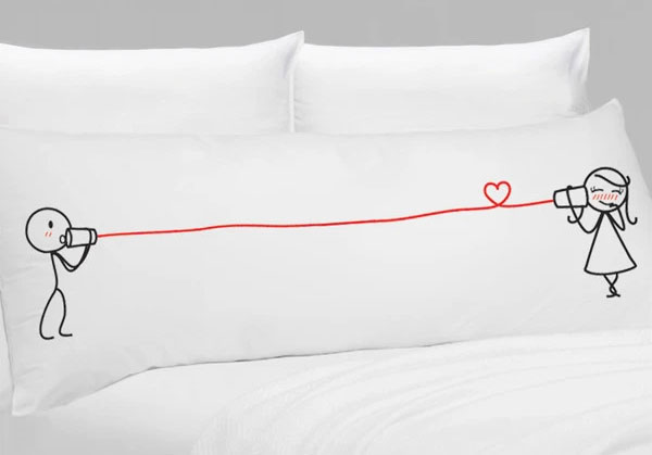 say i love you body pillow by boldloft