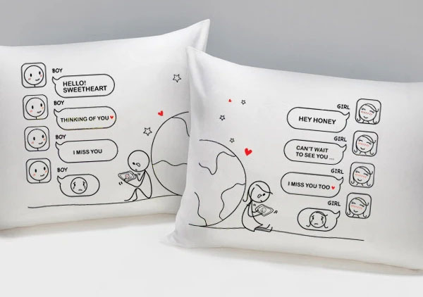 wish you were here couples pillows by boldloft