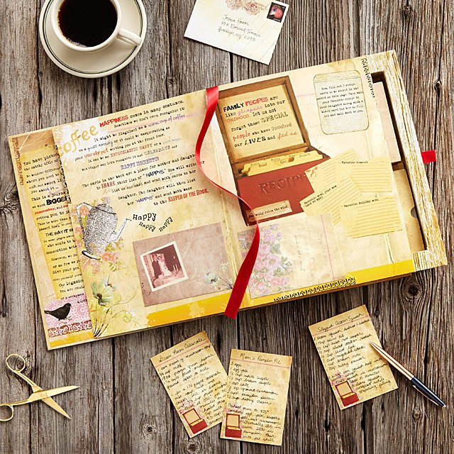 mother and daughter letter book set for long distance relationships