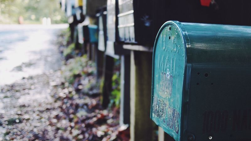 Send physical letters to stay connecter to your long distance family.