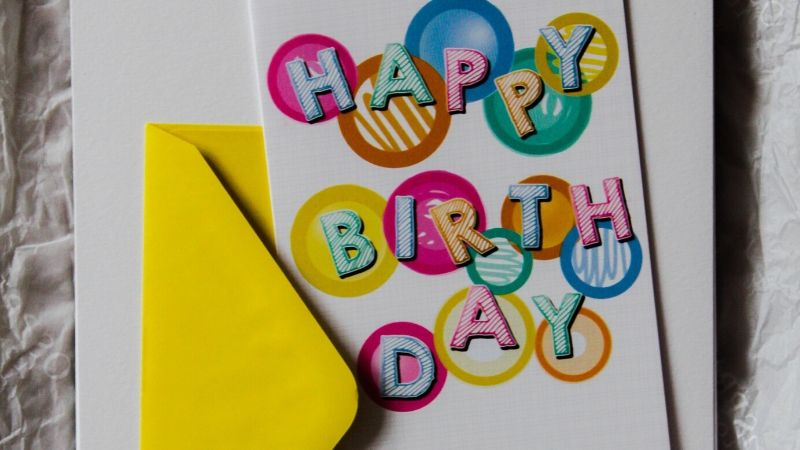 Long Distance Friendship Birthday Messages