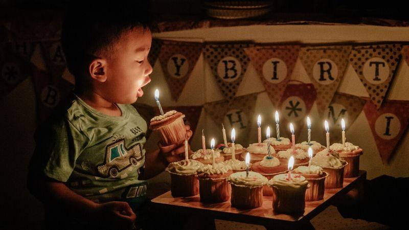 Celebrate milestones to get the grandparents more involved.