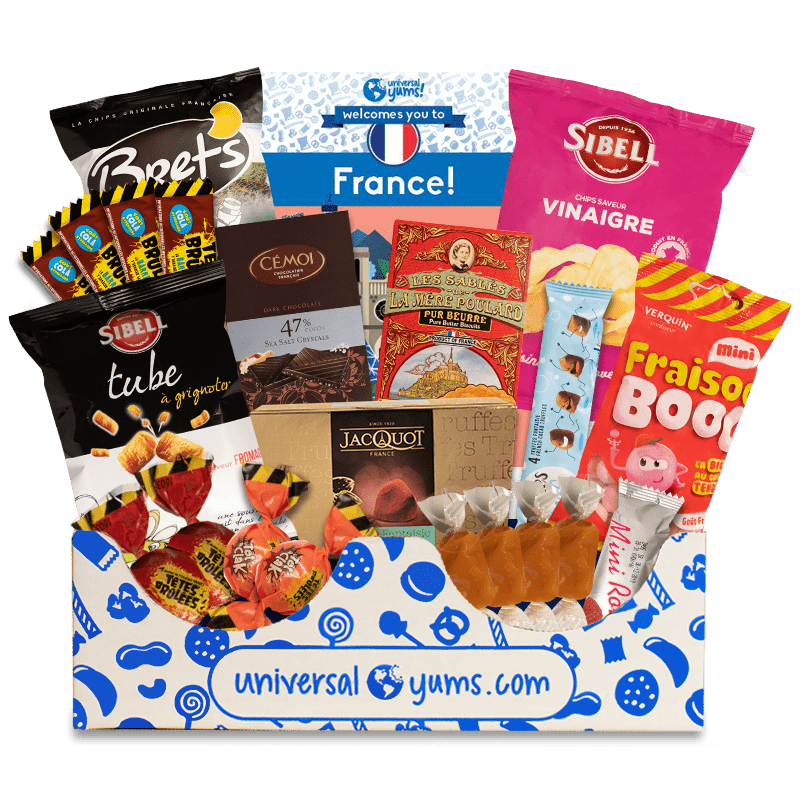 universal yums subscription box
