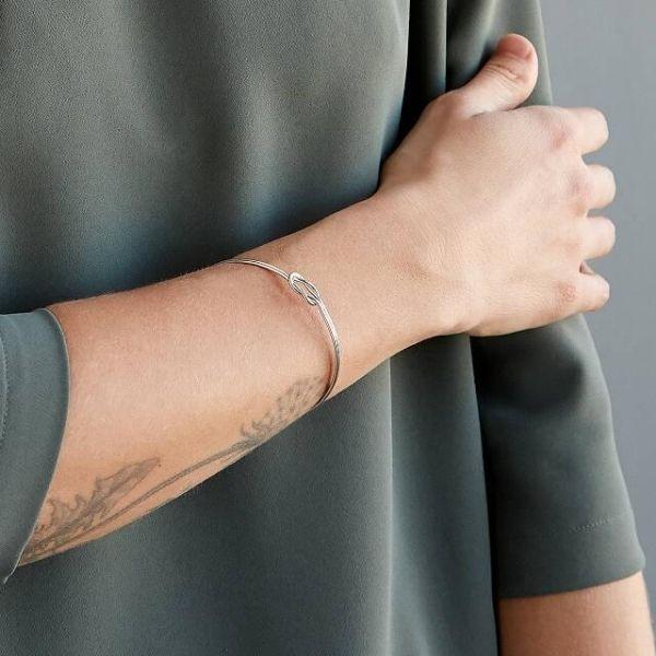 Forget Me Knot Bracelets by Trang Dai Nguyen