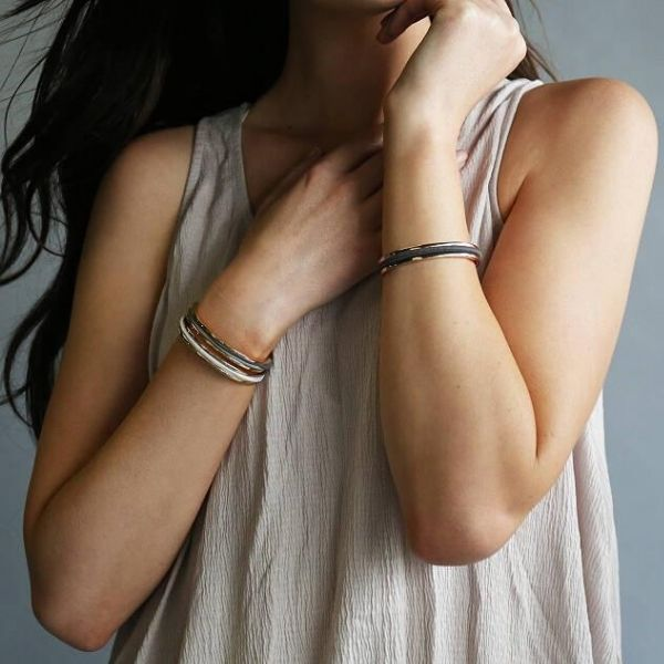 Hair Tie Bracelets by Shireen and Arni Thor