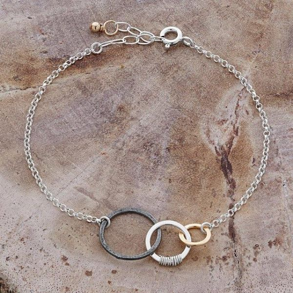Past, Present & Future Friendship Bracelets by Beth Lawrence