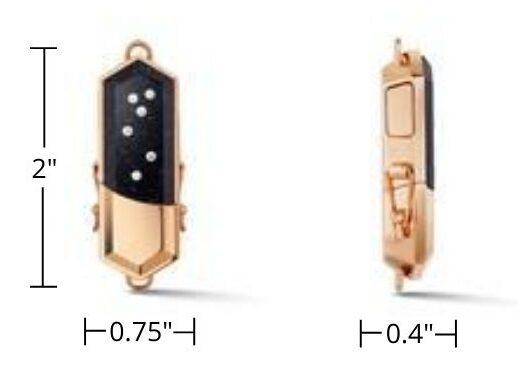 TALSAM bracelet dimensions