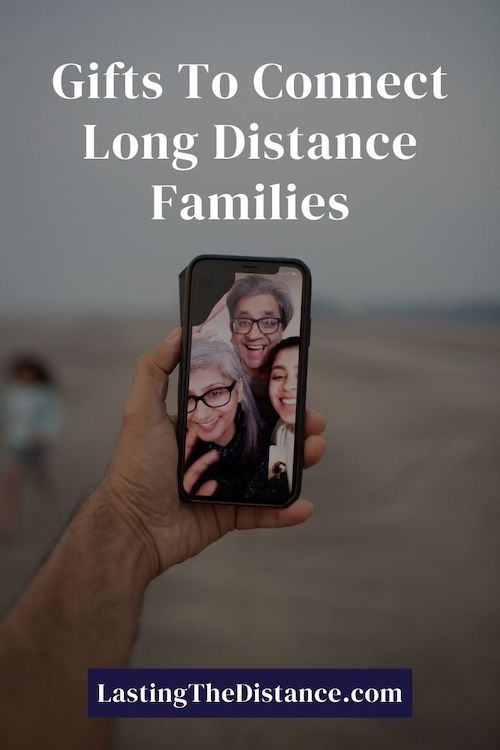 long distance family gifts pinterest image