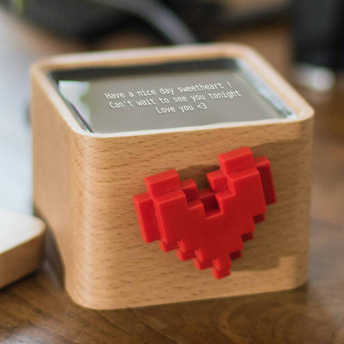 lovebox messenger for long distance families