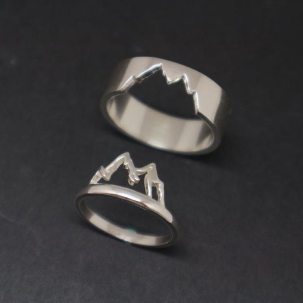 Mountain Promise Rings