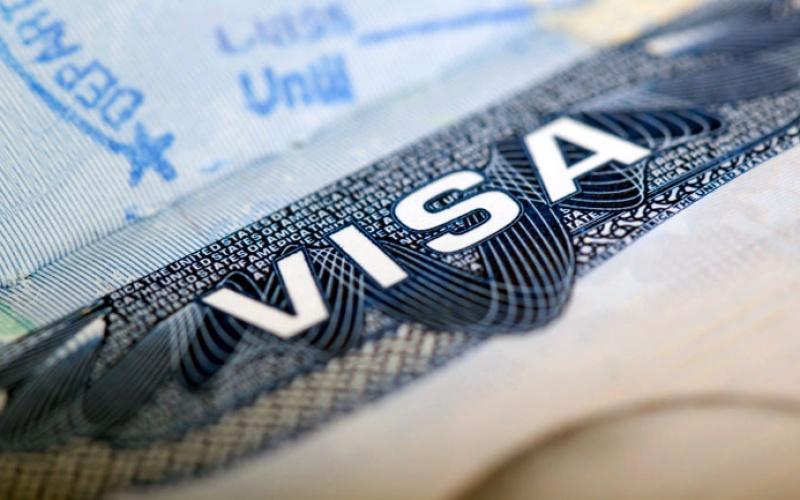 entering the US on a K1 visa
