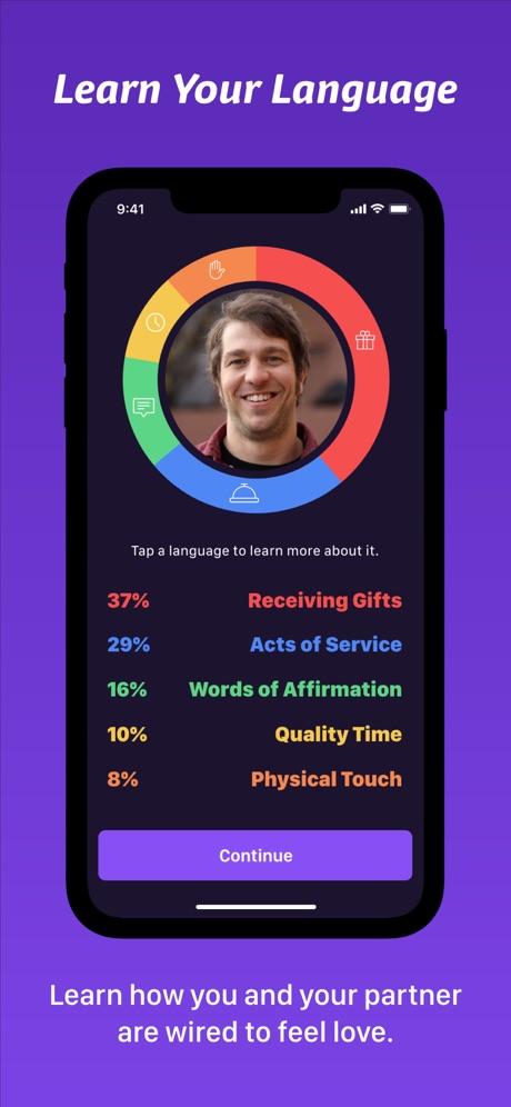 love nudge love language research