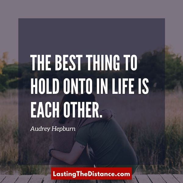 cute long distance relationship quotes instagram image