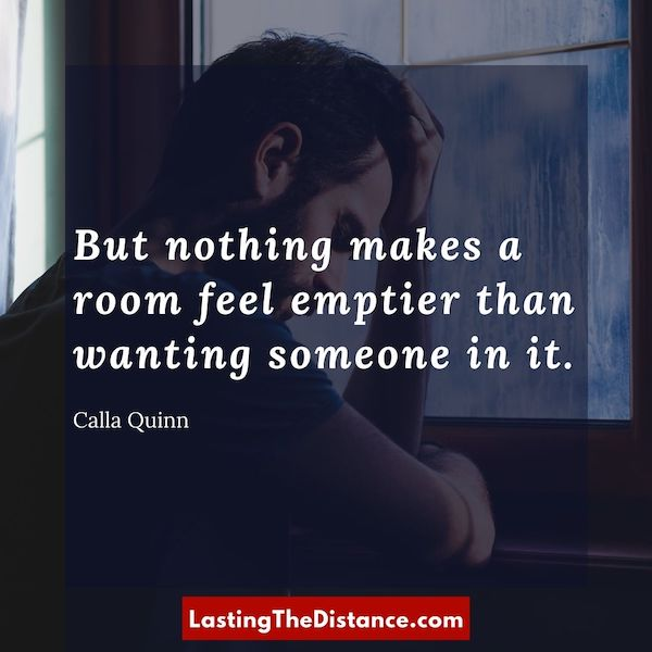 Long quotes distance working not about relationships 15 Most