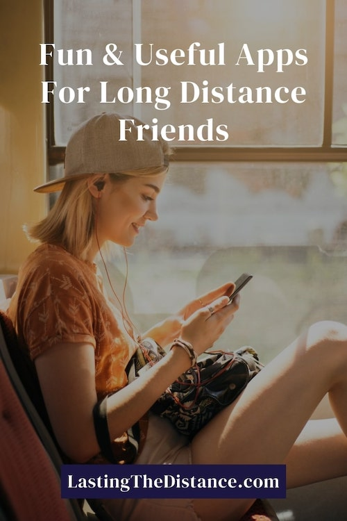 apps for long distance friends