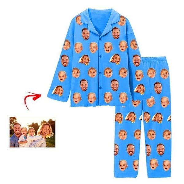 custom family pajamas