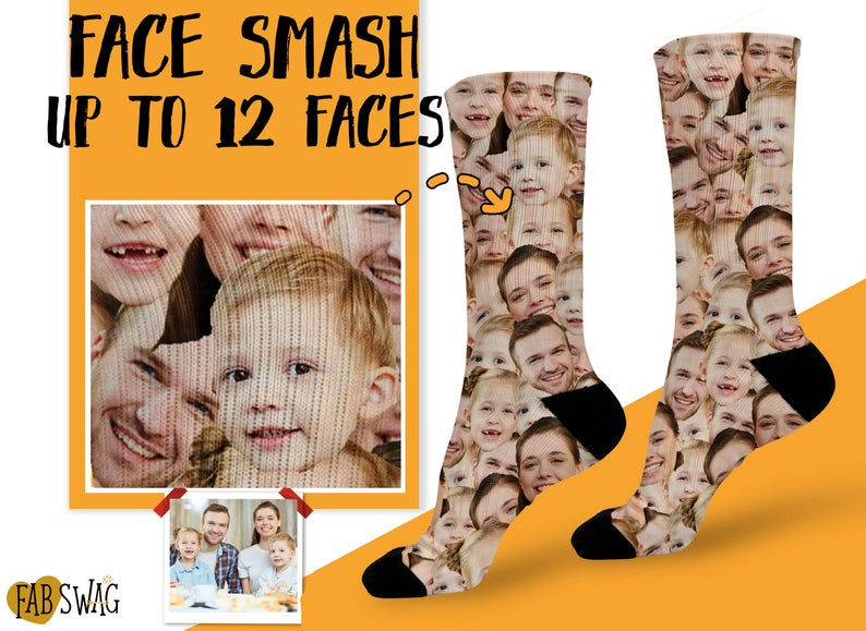 face smash socks