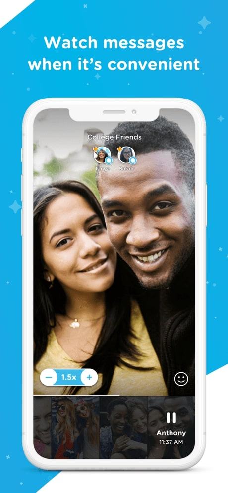 marco polo video app for long distance friends