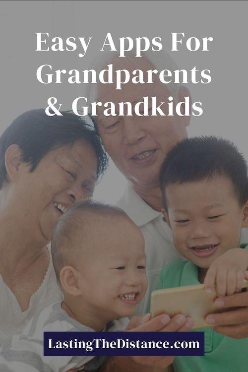apps for grandparents and grandchildren